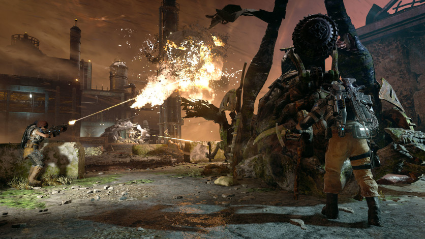 Screenshot 7 - Gears of War 4