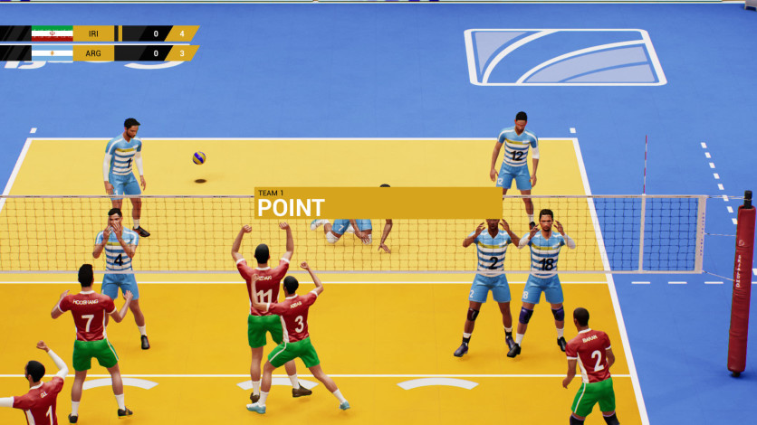 Screenshot 3 - Spike Volleyball