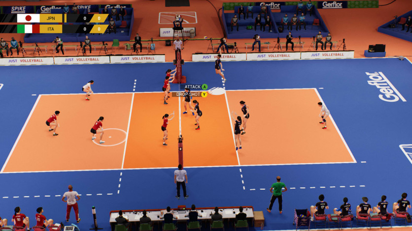 Screenshot 4 - Spike Volleyball