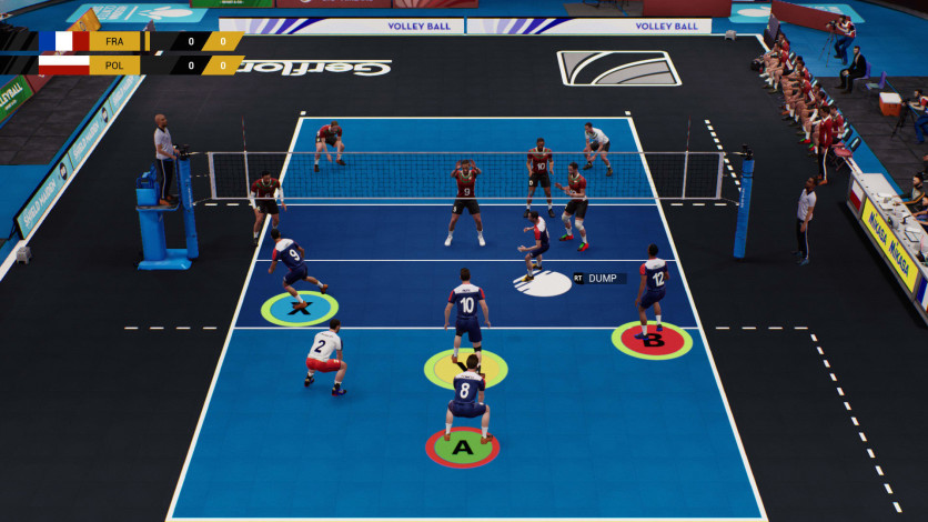 Screenshot 5 - Spike Volleyball