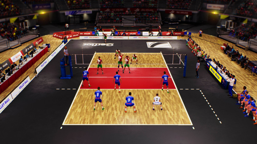 Screenshot 6 - Spike Volleyball