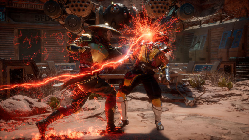 Screenshot 2 - Mortal Kombat 11