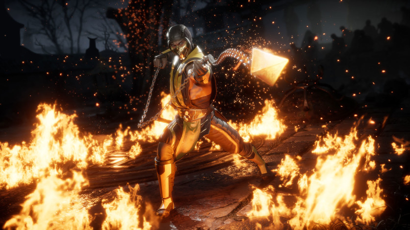 Screenshot 6 - Mortal Kombat 11