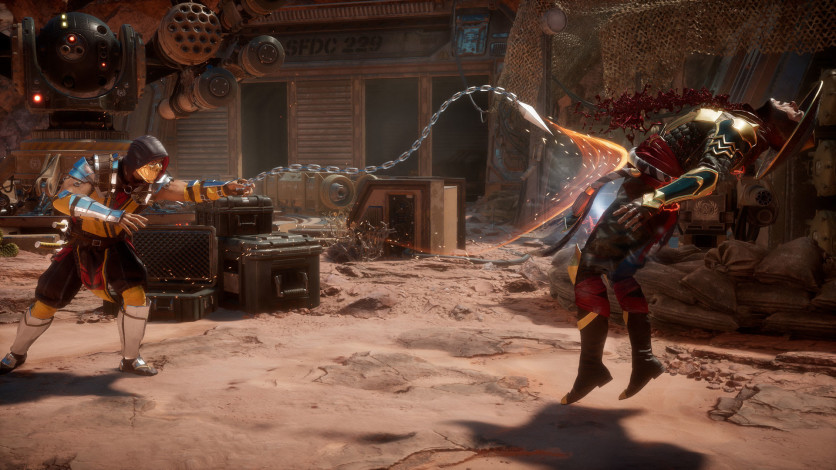 Screenshot 4 - Mortal Kombat 11