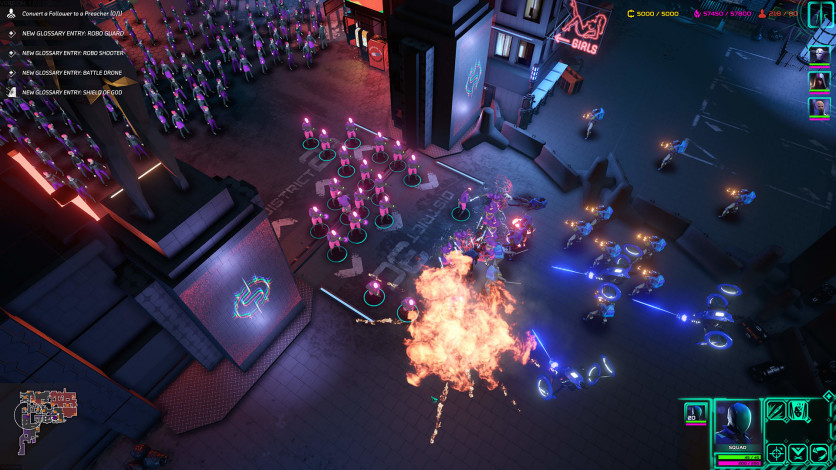 Screenshot 4 - Re-Legion