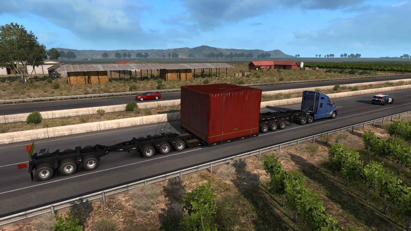 Screenshot 1 - American Truck Simulator - Special Transport