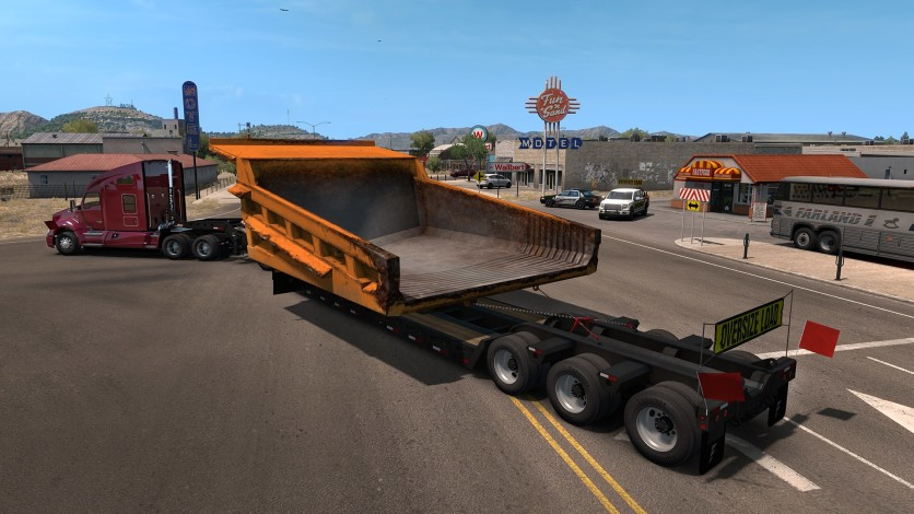 Screenshot 5 - American Truck Simulator - Special Transport