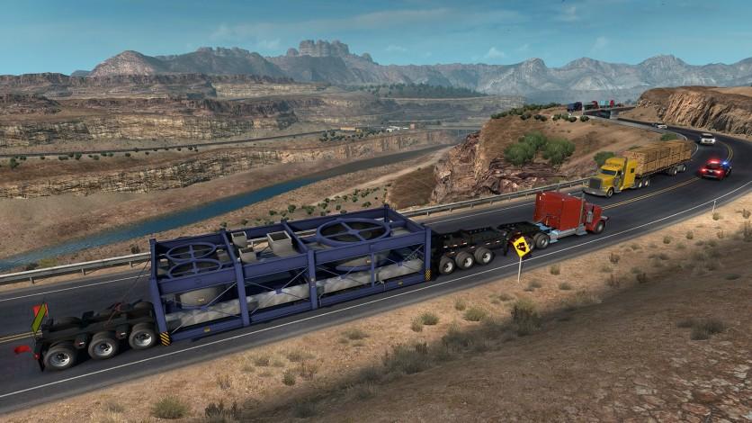 Screenshot 10 - American Truck Simulator - Special Transport