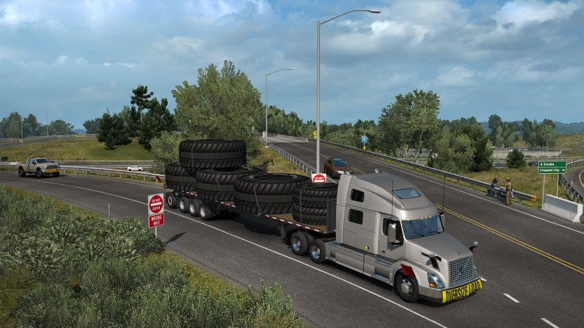 Screenshot 8 - American Truck Simulator - Special Transport