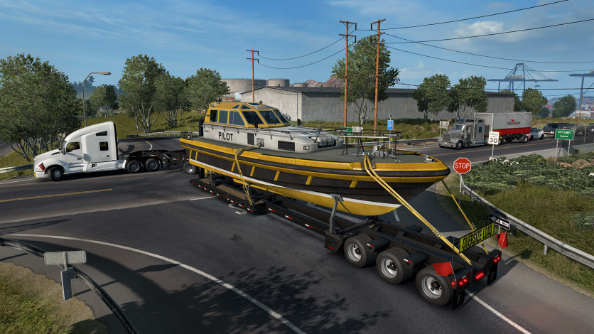 Screenshot 9 - American Truck Simulator - Special Transport