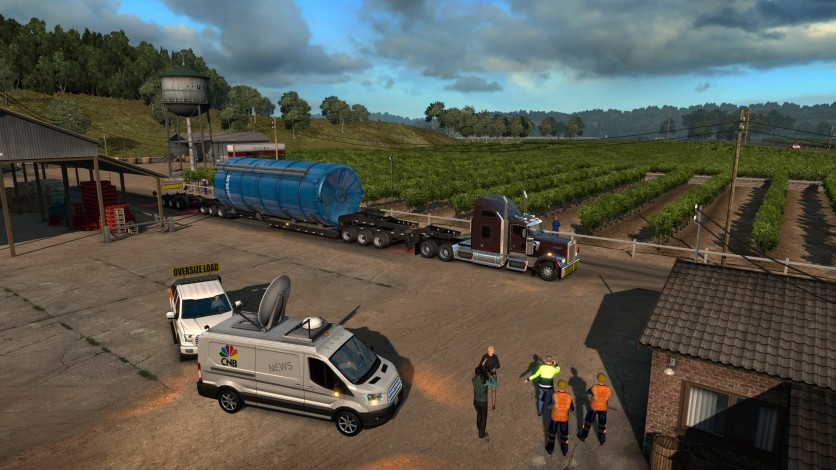 Screenshot 7 - American Truck Simulator - Special Transport