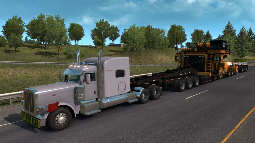 Screenshot 6 - American Truck Simulator - Special Transport