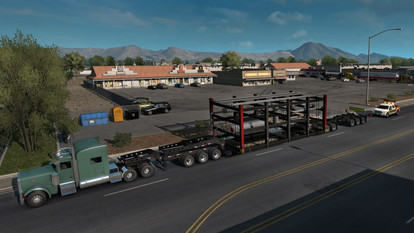 Screenshot 3 - American Truck Simulator - Special Transport