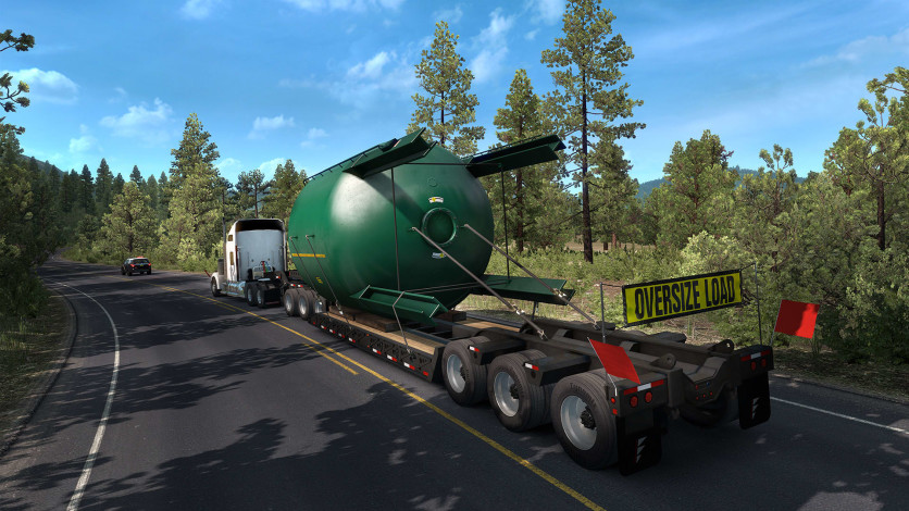 Screenshot 2 - American Truck Simulator - Special Transport