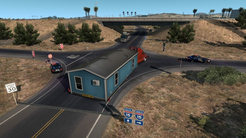 Screenshot 4 - American Truck Simulator - Special Transport