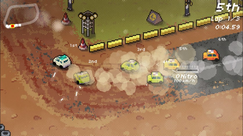 Screenshot 16 - Super Pixel Racers