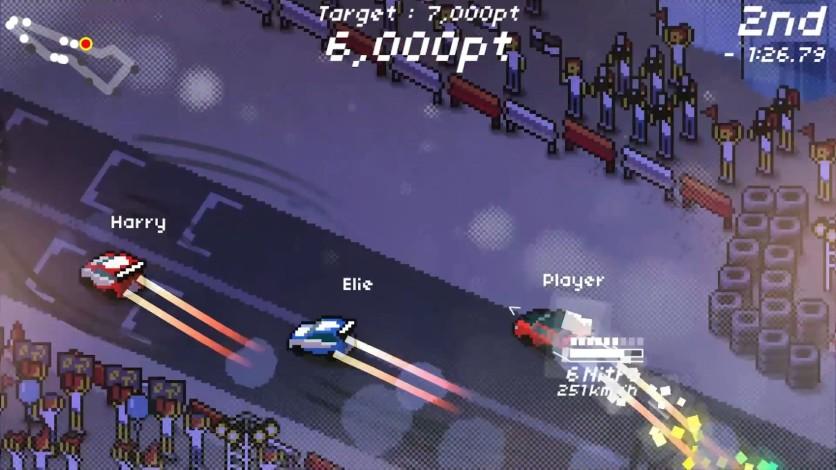 Screenshot 11 - Super Pixel Racers