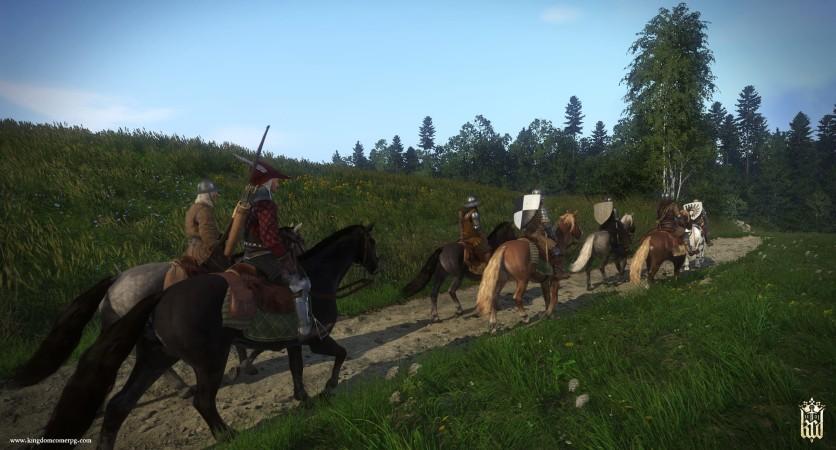 Screenshot 3 - Kingdom Come: Deliverance - Band of Bastards