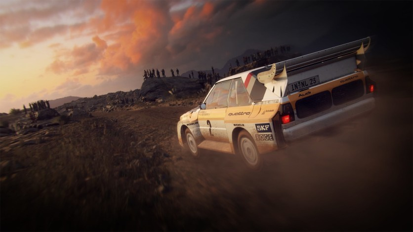 Screenshot 5 - DiRT Rally 2.0 - Deluxe Edition