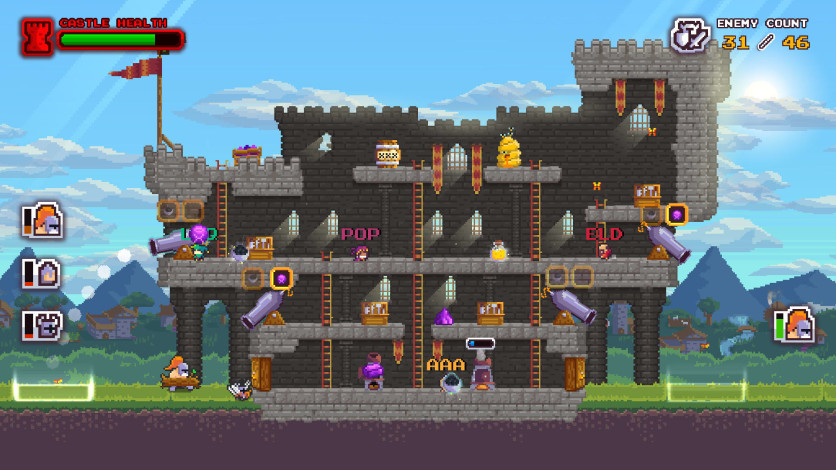 Screenshot 4 - No Heroes Here