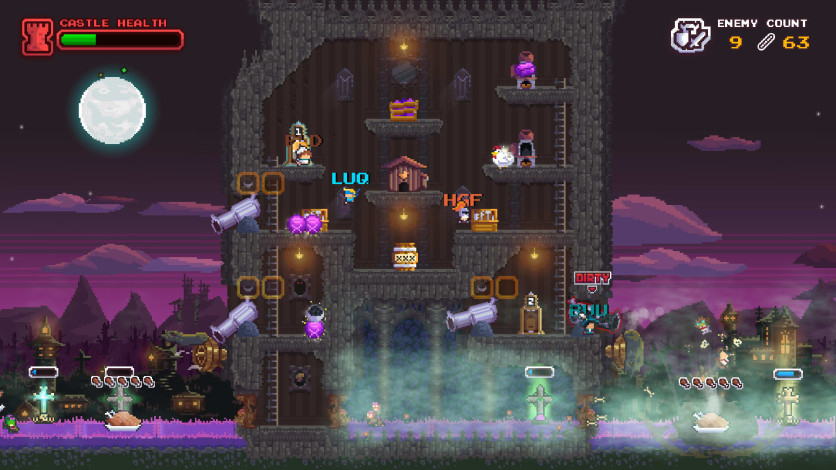 Screenshot 2 - No Heroes Here