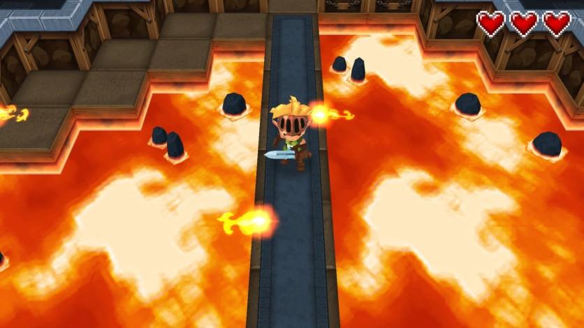 Screenshot 4 - Evoland Legendary Edition