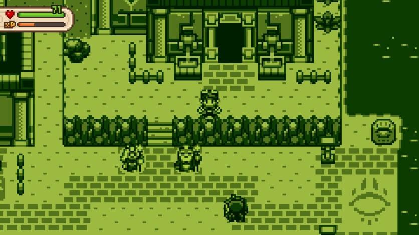 Screenshot 8 - Evoland Legendary Edition
