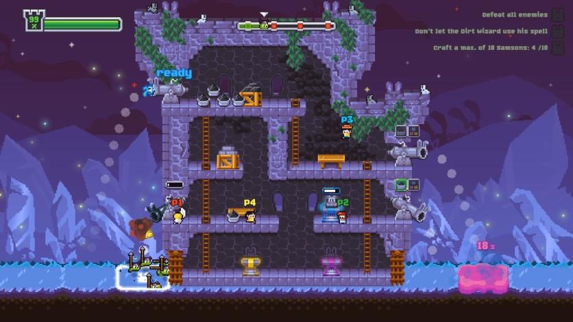 Screenshot 3 - Mônica e a Guarda dos Coelhos