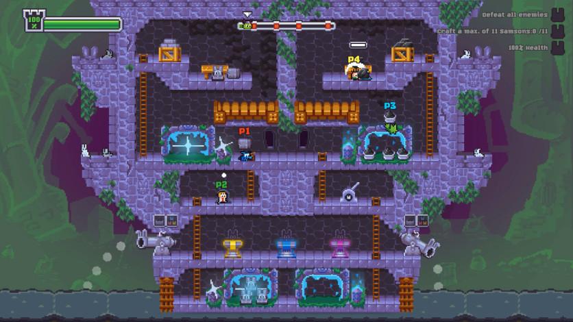 Screenshot 5 - Mônica e a Guarda dos Coelhos