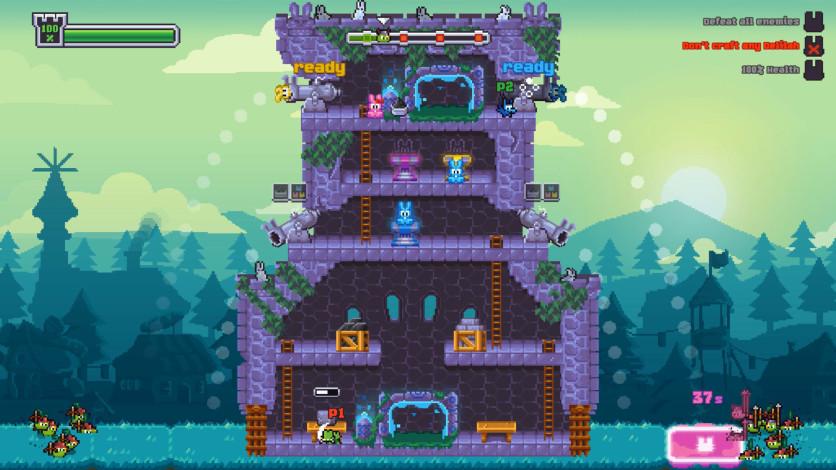 Screenshot 2 - Mônica e a Guarda dos Coelhos