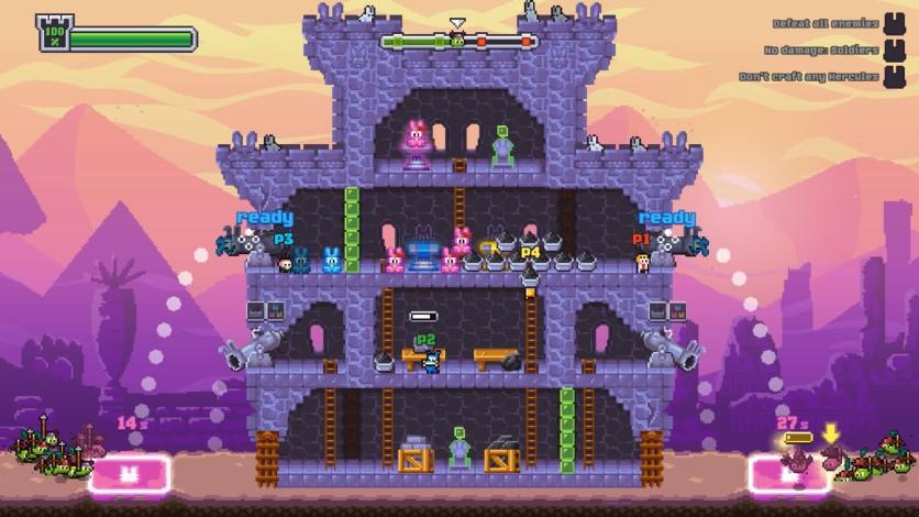 Screenshot 4 - Mônica e a Guarda dos Coelhos