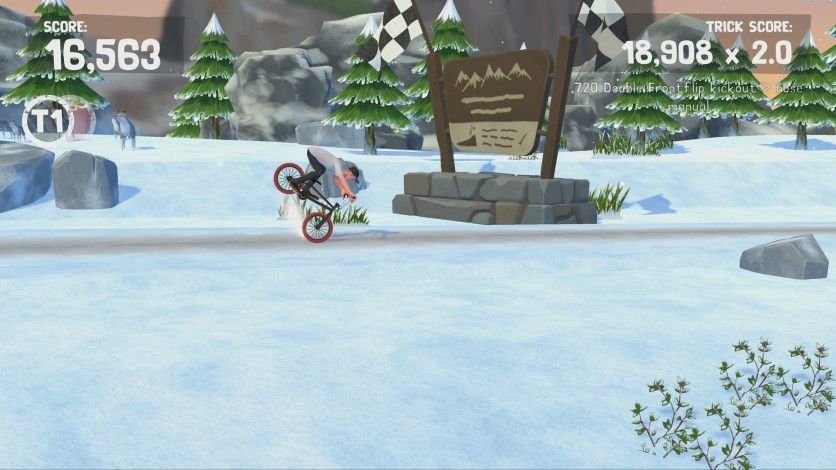 Screenshot 4 - Pumped BMX PRO