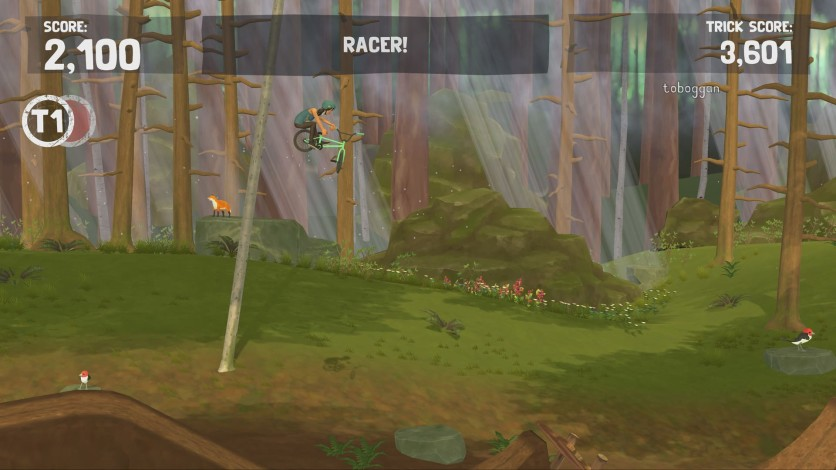 Screenshot 3 - Pumped BMX PRO
