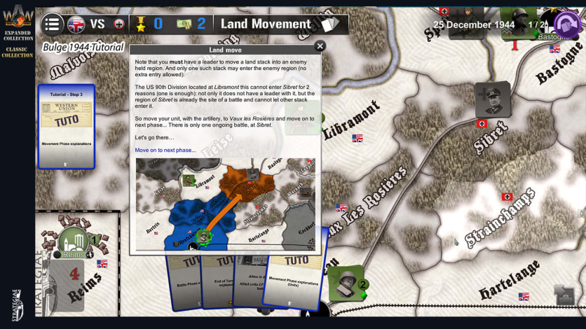 Screenshot 3 - Wars Across the World