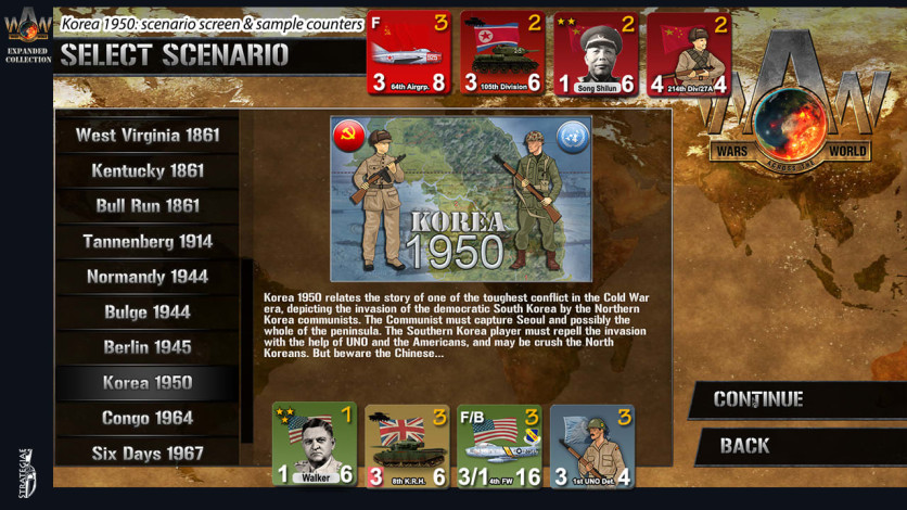 Screenshot 6 - Wars Across the World