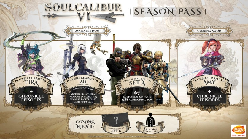 Screenshot 6 - Soulcalibur VI - Season Pass