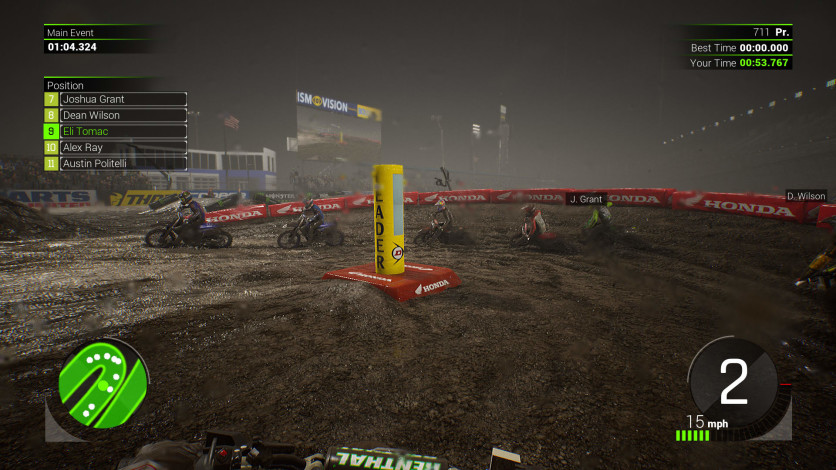 Screenshot 3 - Monster Energy Supercross - The Official Videogame 2