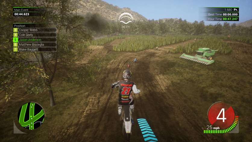 Screenshot 7 - Monster Energy Supercross - The Official Videogame 2