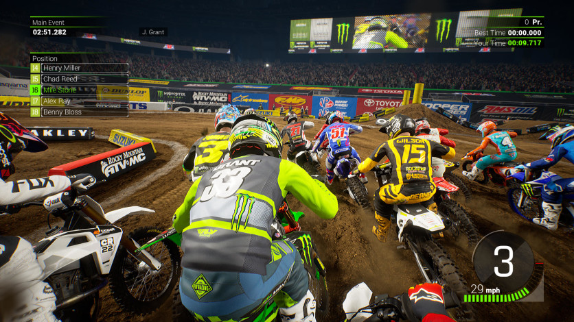 Screenshot 10 - Monster Energy Supercross - The Official Videogame 2