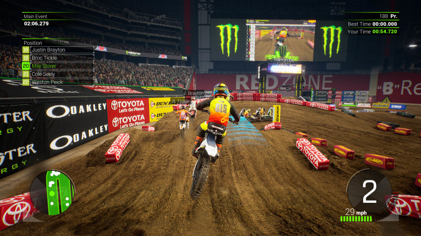 Screenshot 8 - Monster Energy Supercross - The Official Videogame 2