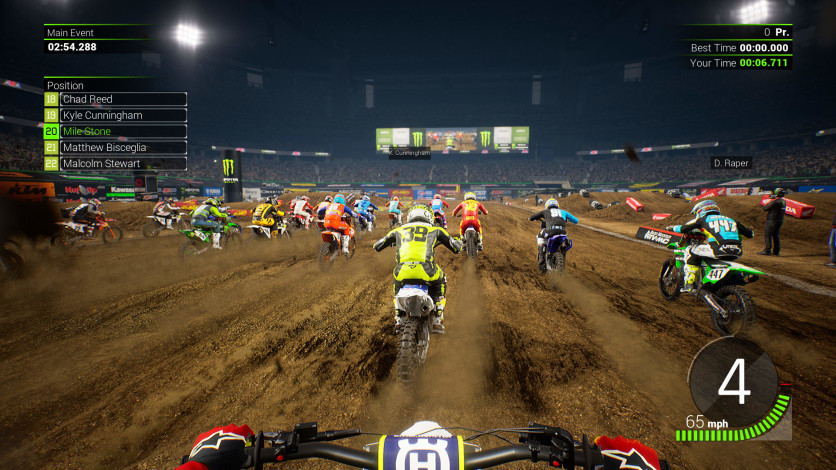 Screenshot 9 - Monster Energy Supercross - The Official Videogame 2