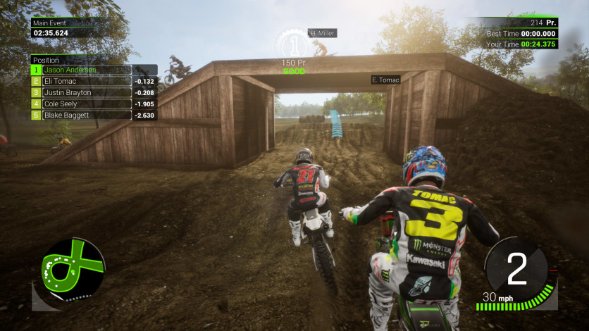 Screenshot 4 - Monster Energy Supercross - The Official Videogame 2