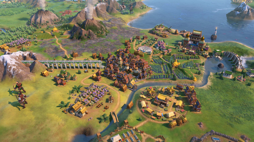 Screenshot 2 - Sid Meier's Civilization VI: Gathering Storm