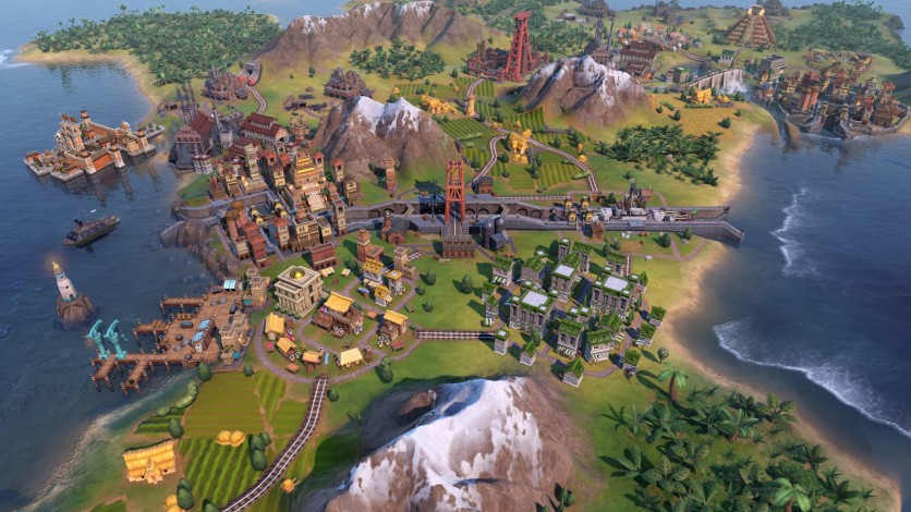 Sid Meier S Civilization Vi Gathering Storm Pc Buy It At Nuuvem