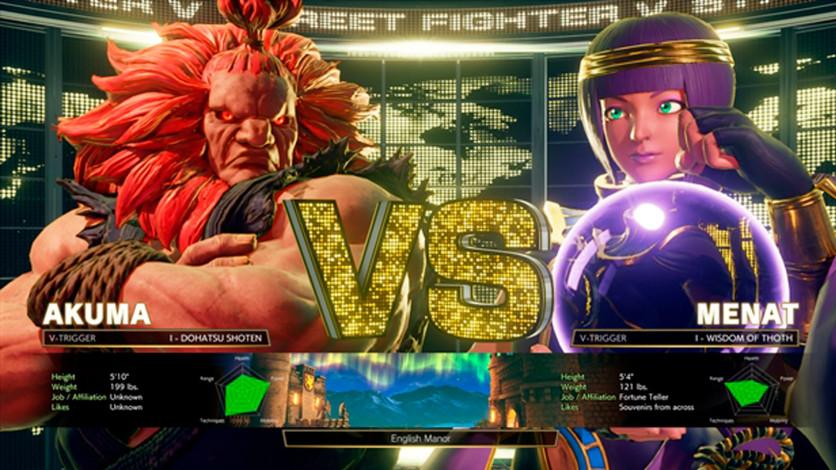 Screenshot 7 - Street Fighter V : Arcade Edition