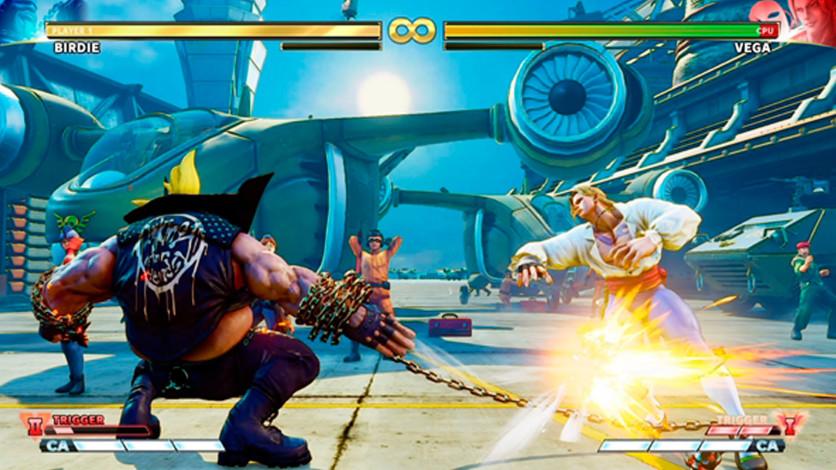 Screenshot 4 - Street Fighter V : Arcade Edition