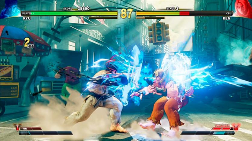 Screenshot 5 - Street Fighter V : Arcade Edition