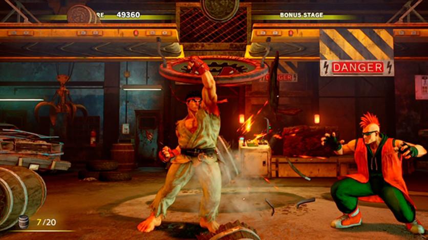 Screenshot 2 - Street Fighter V : Arcade Edition