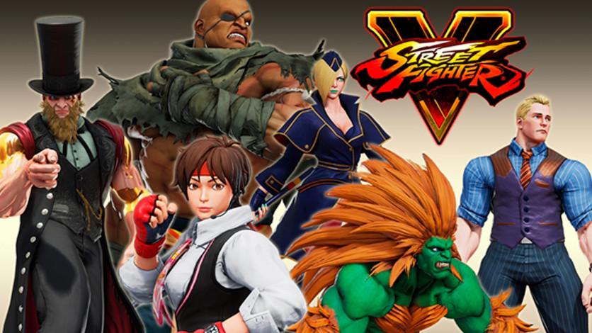 Screenshot 3 - Street Fighter V : Arcade Edition