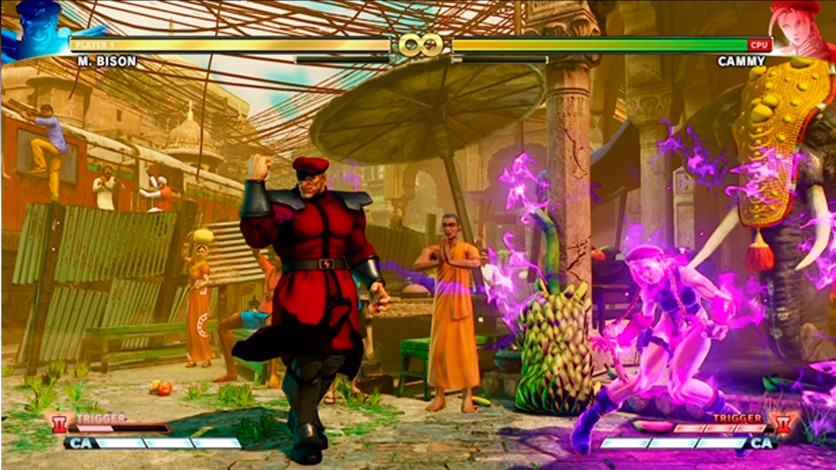 Screenshot 3 - Street Fighter V : Arcade Edition Deluxe